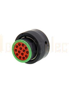 Deutsch HDP26-18-14PN HDP20 Series 14 Pin Plug