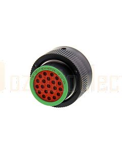 Deutsch HDP26-18-21SN HDP20 Series 21 Socket Plug