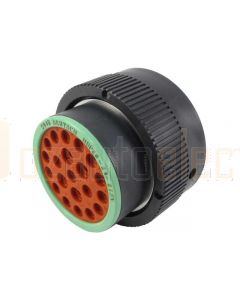 Deutsch HDP26-24-21SN HDP20 Series 21 Socket Plug
