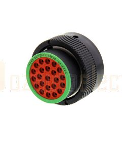 Deutsch HDP26-24-23PN HDP20 Series 23 Pin Plug