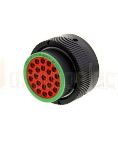 Deutsch HDP26-24-23SN HDP20 Series 23 Socket Plug