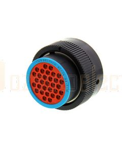 Deutsch HDP26-24-31SE HDP20 Series 31 Socket Plug