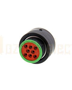 Deutsch HDP26-18-8PN HDP20 Series 8 Pin Plug