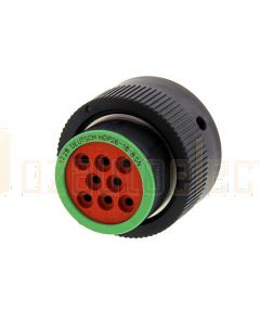 Deutsch HDP26-18-8SN HDP20 Series 8 Socket Plug