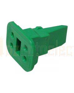 Deutsch W4S-P012/100 DT Series Wedge Lock 4 Way - Bag of 100