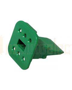 Deutsch W6S-P01/50 DT Series Wedge Lock 6 Way - Bag of 50