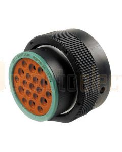 Deutsch HDP26-24-19PN HDP20 Series 19 Pole Plug