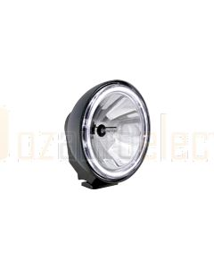 Xray Vision 200 Series Black, Spread Beam, Clear Lens HID (50W)