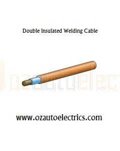 10mm2 Double Insulated Welding Cable