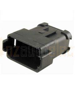 Deutsch DT04-08PA-E005/50 DT Series 8 Pin Receptacle - Bag of 50