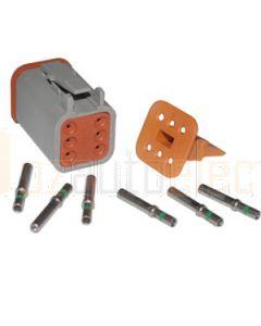 6 Pin DEUTSCH Connector