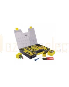 Deutsch DTKIT-WORKSHOP DT Series Connector Workshop Kit - 604 Piece with Tools