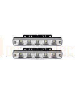 Aerpro DTRL500S 5 LED Daytime Running Lights
