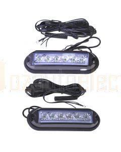 Aerpro DTRL600S 6X LED Day Time Running Lights