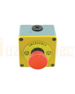 Ionnic TMS05 Emergency Stop Switch Kit (Latching)