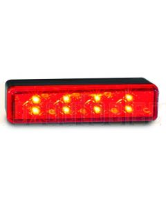 LED Autolamps 135RM 135 Series Stop/Tail Lamp - Surface Mount (Single Blister)