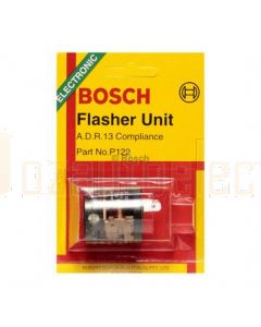 Bosch F005X04982 Hazard and Turn Signal Flasher P122 - Single