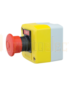 Ionnic TMS02 Emergency Stop Switch Kit (Latching)