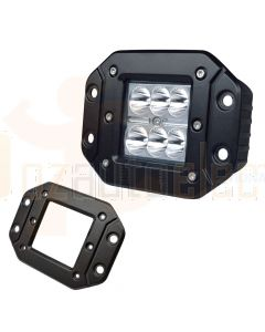 Flush Mount 18W LED Light Bar