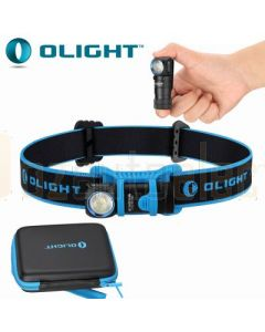 Olight FOL-H1 H1 Nova Headlamp, 500Lm