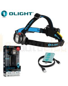 Powa Beam FOL-H15S Olight H15S Wave Rechargeable LED Headlamp