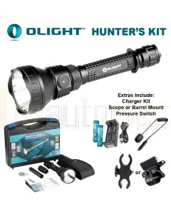 PowaBeam Olight M3XS LED Torch Hunters Kit