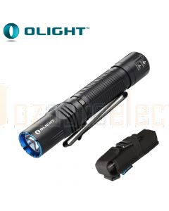 Olight M2R Warrior Rechargeable LED Torch, 1500Lm