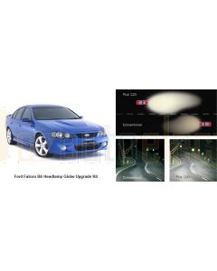 Ford Falcon BA GLi XR6 XR8 GT (2002 > 2005) Headlamp Globe Upgrade Kit
