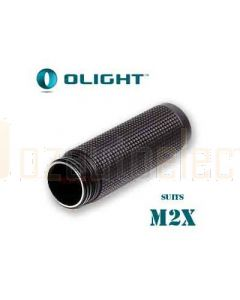 Battery Extender: Olight M2X Torch