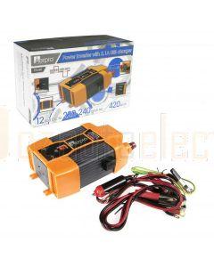 Aerpro FTS420 Inverter 420w 12v-240v
