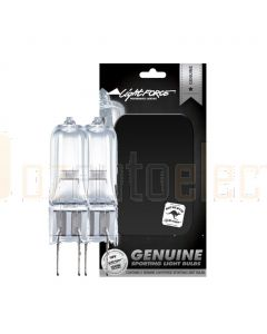 Halogen Bulb 12V 50W Long Life VF X1