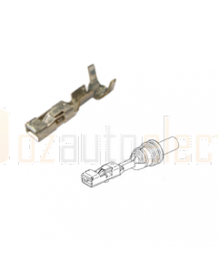 Delphi 15336199 GT 280 Series Female Sealed Tin Plating Terminal, Cable Range 1.25 - 2.50 mm2
