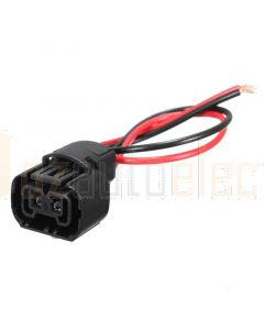 H16 Connector Compatible bulb size 5202 5201 2504 H16 9009 or PS24W