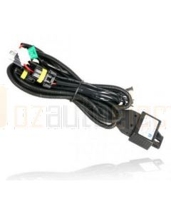 H4 HID Wiring Harness 24V