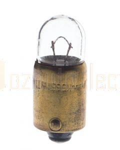 Hella H62 6V 2W Bayonet Miniature Globe