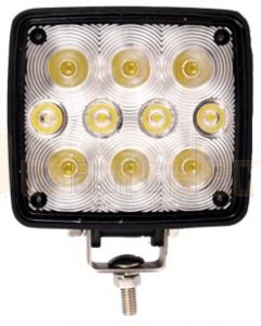QLED 10 x 1W LED Work Light 'The Eagle'