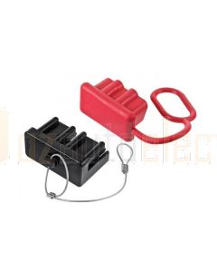 Ionnic SB350-PC2 Black High Current Connector Covers - Suits 350A Connectors