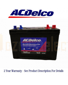 Ac Delco HCM27LSMF High Cycle Marine Battery 680CCA