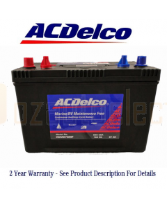 Ac Delco HCM27SMF High Cycle Marine Battery 680CCA
