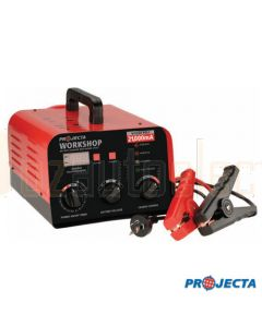 Projecta HDBC35 Workshop Automotive Battery Charger 6/12/24V 21,000mA