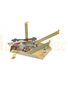 Projecta HDBT104 Heavy Duty Dual Battery Tray suit for Toyota 100 & 105 Series, Petrol & Diesel