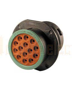 Deutsch HDP24-18-14PN HD20 Series 14 Socket Receptacle