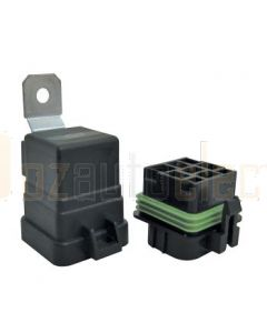 Hella Mining HMWPR001 12V Weatherproof Changeover Relay/Connector Assembly Kit