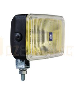 Hella 181 Series Fog Lamp - Amber Optic (1107)
