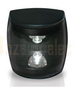 Hella 2LT959940-601 3 NM BSH NaviLED PRO Masthead Navigation Lamp, Black Shroud - Ultra Heavy Duty Lens