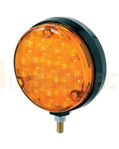 Hella 500 Series LED Front Direction Indicator - Amber (2128LED)