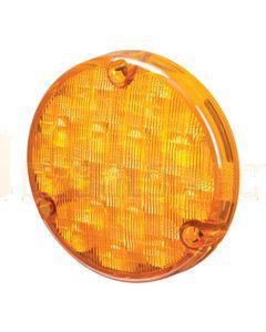 Hella 500 Series LED Rear Direction Indicator Module - Amber (2165)