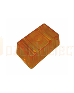 Hella Amber Lens to suit Hella 2044 (9.2044.01)