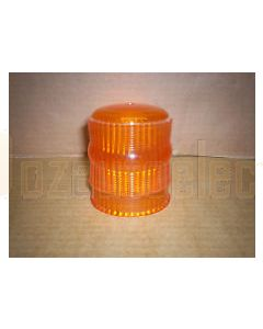 Hella Amber Lens to suit KL30 Series (1.6502.01)