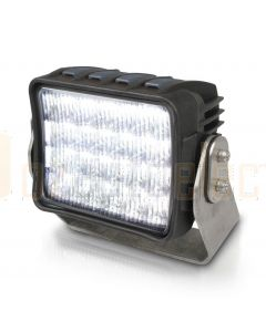 Hella Marine 1GA011293-081 AS 5000 LED Floodlights, Wide Beam - White Light